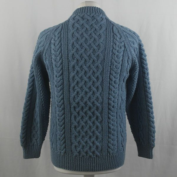 1A Country Meetings Crew Neck Sweater 359b Mist 523