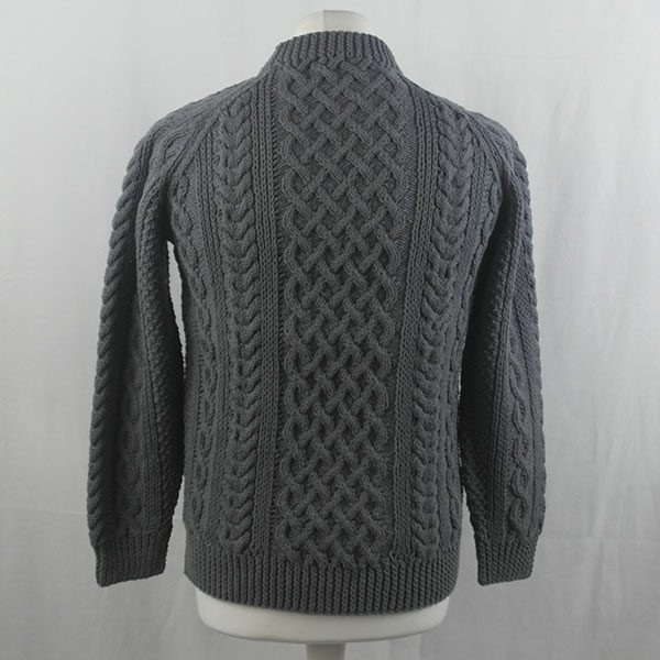 1A Country Meetings Crew Neck Sweater 360b Slate 525