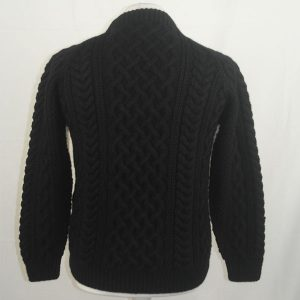 1C Country Meetings Crew Neck Sweater 328b Natural-Black