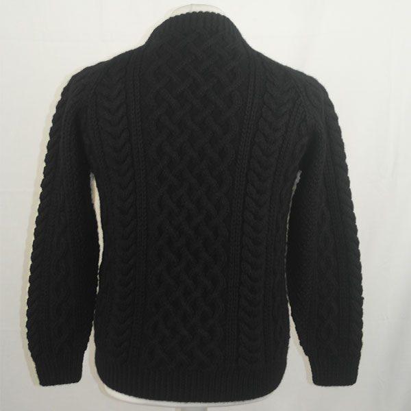 1C Country Meetings Crew Neck Sweater 328b Natural-Black