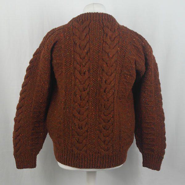 1G Pegasus Crew Neck Sweater 338b Rust 7011