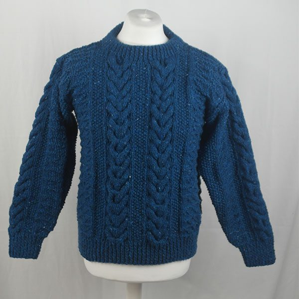 1G Pegasus Crew Neck Sweater 339a Turquoise 7045