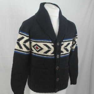 203 Killin Shawl Collar Cardigan Asst