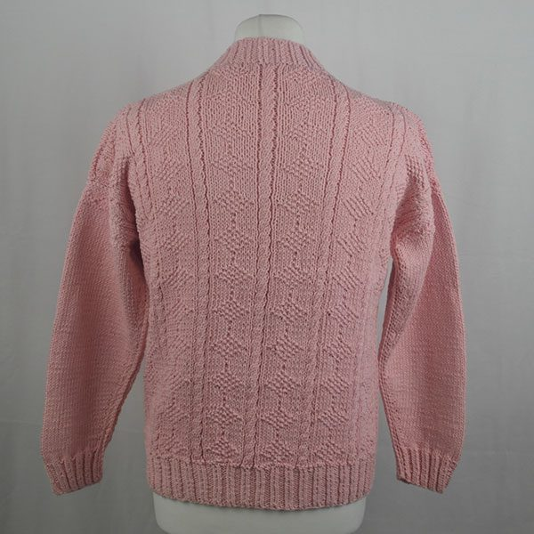 2B Sheila McGregor Crew Neck Sweater 361b Blush 506