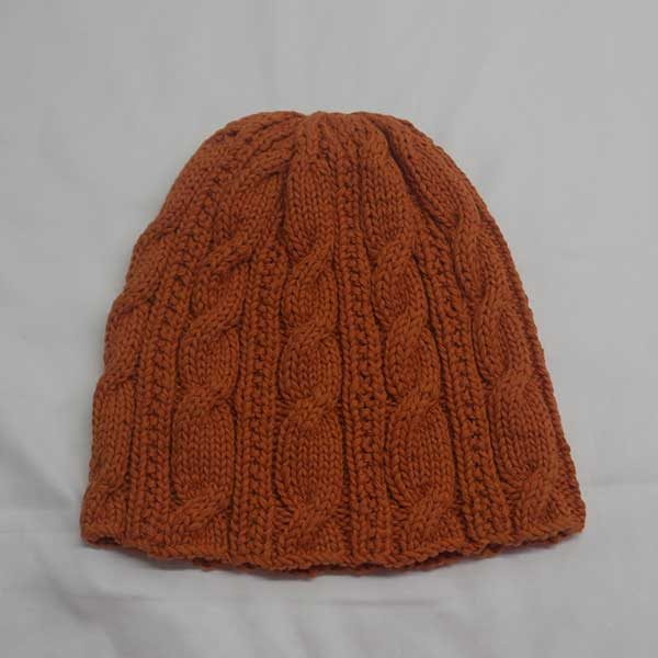 35C Cricket Hat 306a Orange