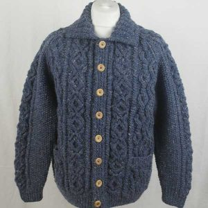 3A Lumber Cardigan 300a Denim 7013