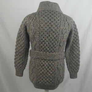 6N Long Shawl Collar Cardigan 316b Chesnut N605