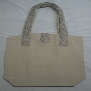 Cable 1 Shoulder Bag 369b Natural