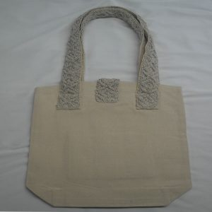 Cable 2 Shoulder Bag 370b Natural