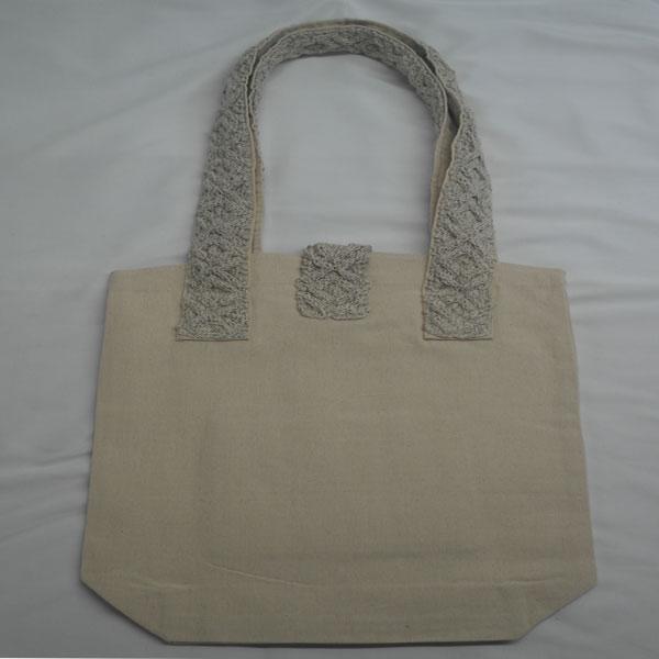 Cable 2 Shoulder Bag 370b Natural