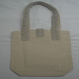 Cable 5 Shoulder Bag 372b Natural