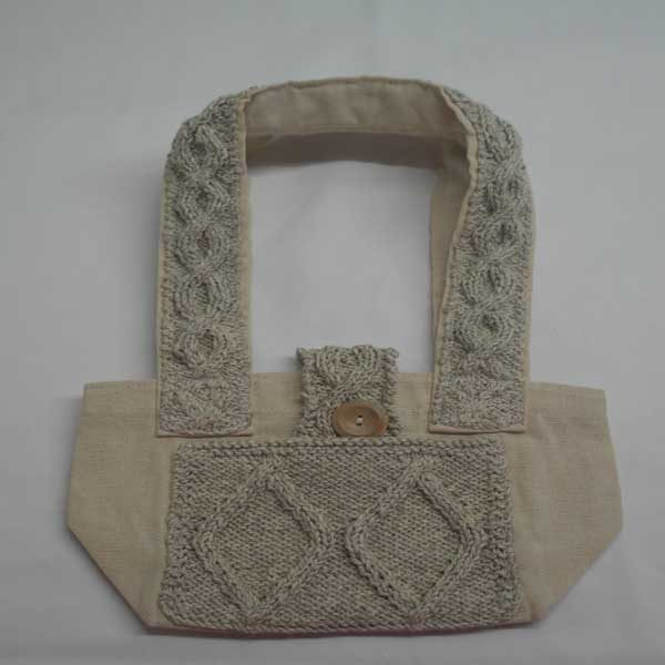 Diamond Bag 303a Natural