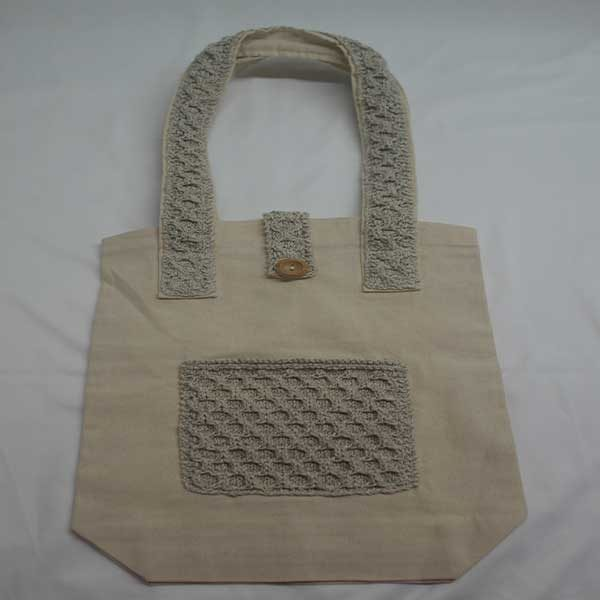 Honeycomb 2 Bag 305a Natural