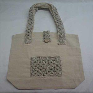 Honeycomb Bag 304a Natural
