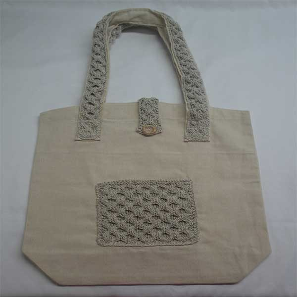 Honeycomb Bag 304a Natural