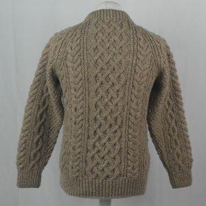 1A Country Meetings Crew Neck Sweater 379b Hemp Beige 10