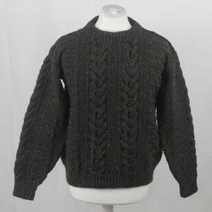 1G Pegasus Crew Neck Sweater 383a Green 7024