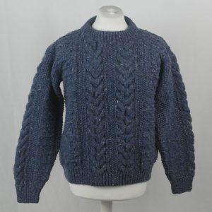 1G Pegasus Crew Neck Sweater 384a Denim 7013