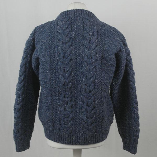 1G Pegasus Crew Neck Sweater 384b Denim 7013