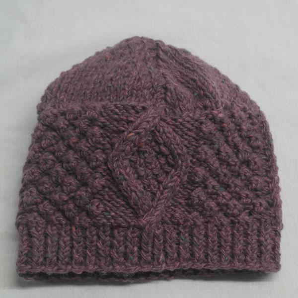 21M Cara Hat 365 Dusky Pink