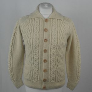 3A Lumber Cardigan 386a Natural
