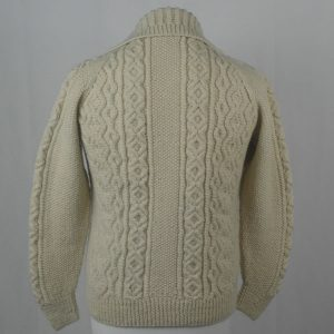 3A Lumber Cardigan 386b Natural