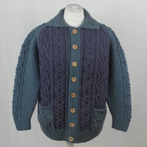 3A Lumber Cardigan 387a Marlin-Denim
