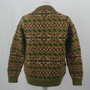 45D Allover Fairisle Crew 404b B