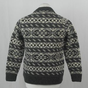 45D Allover Fairisle Crew 407b E