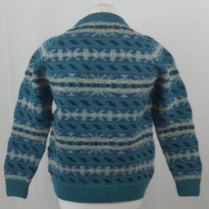45D Allover Fairisle Crew 408b F