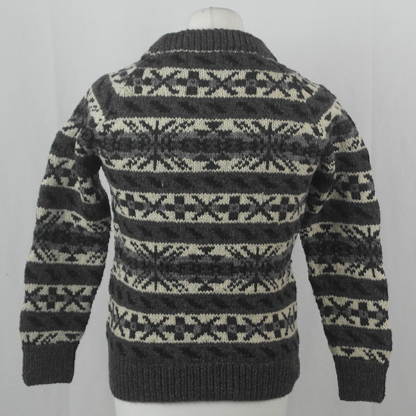 45D Allover Fairisle Crew 412b J