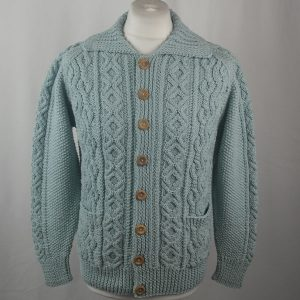 3A Lumber Cardigan 447a Powder Blue