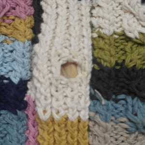 3A Ripple Lumber Cardigan 468e Assorted