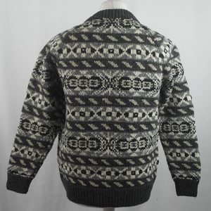 45D Allover Fairisle Crew 417b O