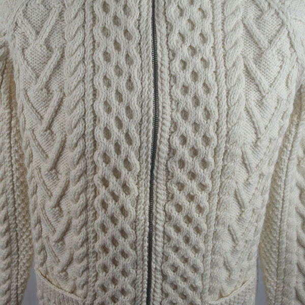Multi Cable Zipper 424b Natural