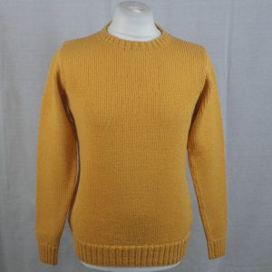 1Z Hand Framed Crew Neck Sweater 476a Achonite