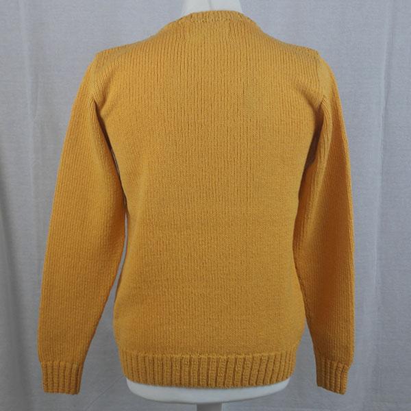 1Z Hand Framed Crew Neck Sweater 476b Achonite