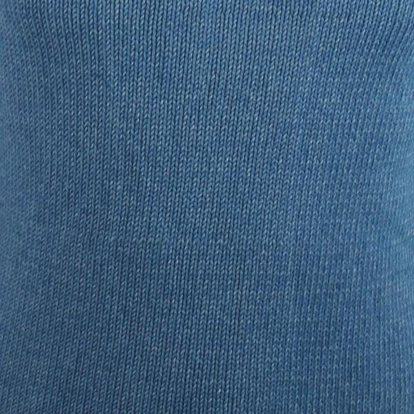 1Z Hand Framed Crew Neck Sweater 478c Light Denim