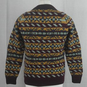 45D Allover Fairisle Crew 483b U