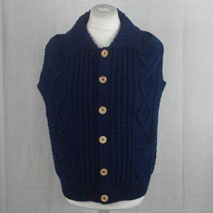 9S Waistcoat 486a Navy22