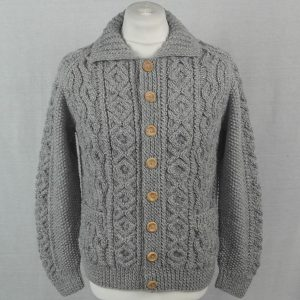 3A Lumber Cardigan 510a Cloud - Front