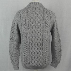 5O Lumber Cardigan 512b Cloud - Back