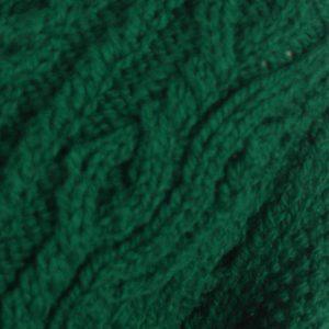 6A Shawl Collar Cardigan 508c Green 10 - Close Up