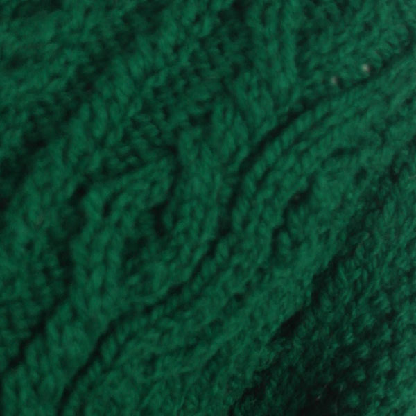 6A Shawl Collar Cardigan 508c Green 10 - Close Up