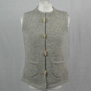 26D Waistcoat 540a Silver 0020