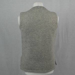 26D Waistcoat 540b Silver 0020