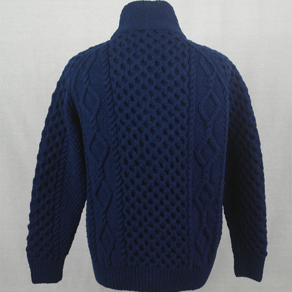 6A Shawl Collar Cardigan 545b Navy 22
