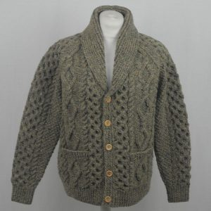 6A Shawl Collar Cardigan 550a Pampas