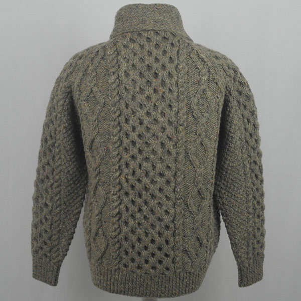 6A Shawl Collar Cardigan 550b Pampas