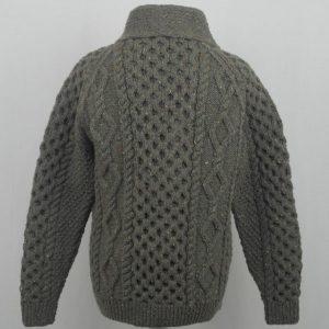 6A Shawl Collar Cardigan 551b Sagebrush